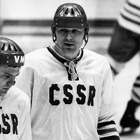 Václav Nedomanský, photo: Archives Hockey Hall of Fame
