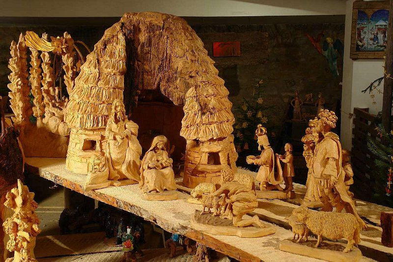 Christmas Exhibition In Bethlehem Chapel Harks Back To The