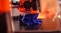 3D-Drucker (Foto: YouTube Kanal von CES)