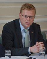 Pavel Bělobrádek, foto: archiv Úřadu vlády