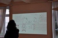 """Ausstellung """"Die Geschichte der Kontaktlinse"""" (Foto: Archiv des tschechischen Außenministeriums)"""