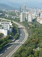 Santiago de Chile, foto: Christian Van Der Henst S., Wikimedia Creative Commons 2.0