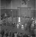 Gerichtsprozess gegen Ordensbrüder