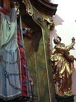 La statue de la Sainte Starosta, photo: Kristýna Maková