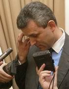 Président de la Coalition des quatre , Karel Kühnl, renonce à sa fonction, photo: CTK