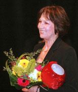 Marta Kubisova a été couronnée du prix Thalie 2001, photo: CTK