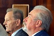 Милош Якеш (налево) и Йозеф Ленарт (Фото: ЧТК)