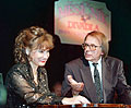Miloslav Simek y Zuzana Bubílková, foto: CTK