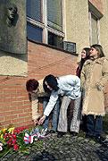 Souvenir de Jan Zajic à Sumperk, photo: CTK