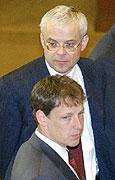 Станислав Гросс и Владимир Шпидла (Фото: ЧТК)