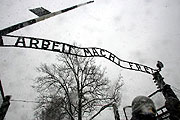 Auschwitz, photo: CTK