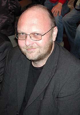Drector de la Biblioteca Nacional de la República Checa, Vlastimil Jezek (Foto: CTK)