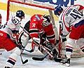 La selección checa ganó a Canadá por 3 - 0 (Foto: CTK)