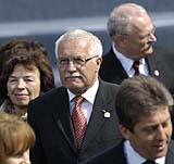 President Vaclav Klaus, photo: CTK