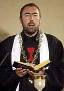 Patriarcha Jan Schwarz, foto:ČTK