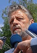 Interior Minister Frantisek Bublan, photo: CTK