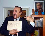 Philip Zimbardo, photo: CTK