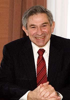 Paul Wolfowitz, foto: ČTK