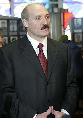 Alexander Lukashenko (Foto: CTK)