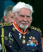 General Frantisek Fajtl, photo: CTK