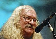 Ivan Jirous, photo: CTK