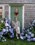 Kurt Vonnegut, photo: CTK