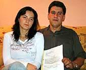 Jaroslava and Libor, photo: CTK