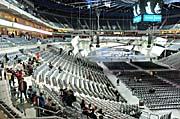 Prague's Sazka Arena, photo: CTK
