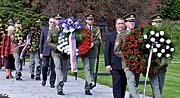 Gedenkveranstaltung in Terezín (Foto: ČTK)