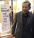 Václav Havel, photo: CTK