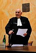 Pavel Rychetský (Foto: ČTK)