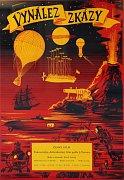 """L'affiche du film """"L' Invention diabolique"""", photo: CTK"""