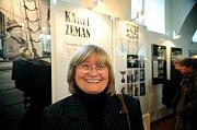 Ludmila Zemanová, photo: CTK