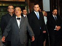 Regierungskoalition (Foto: ČTK)