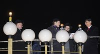 Bohuslav Svoboda, Norman Eisen, Manis Barash, Jan Fischer, photo: CTK