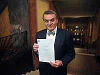 Bohuslav Svoboda, foto: ČTK