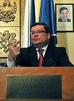 Alexandr Vondra, foto: ČTK