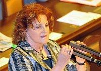 Vlasta Parkanová, photo: CTK