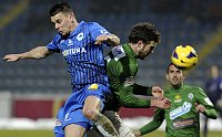 Slovan Liberec - Baumit Jablonec, photo: CTK