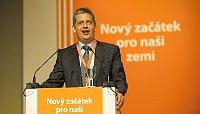Jiří Dienstbier (Foto: ČTK)