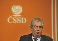 Miloš Zeman (Foto: ČTK)