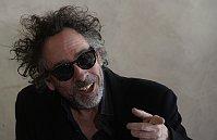 Tim Burton, photo: CTK