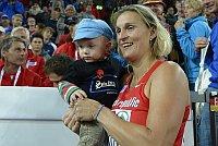 Barbora Špotáková, photo: CTK