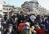 Syrie, photo: ČTK