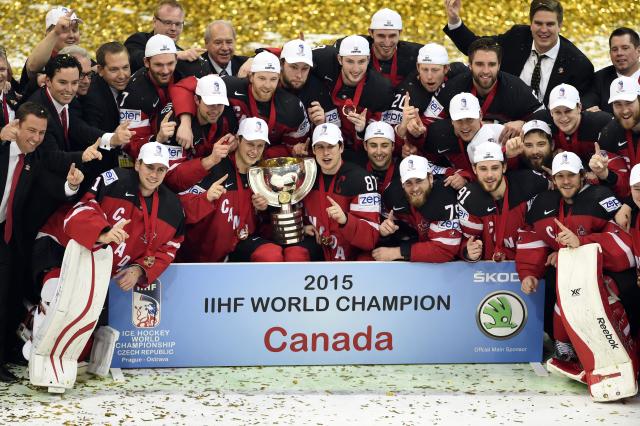 Tschechien Kanada Eishockey