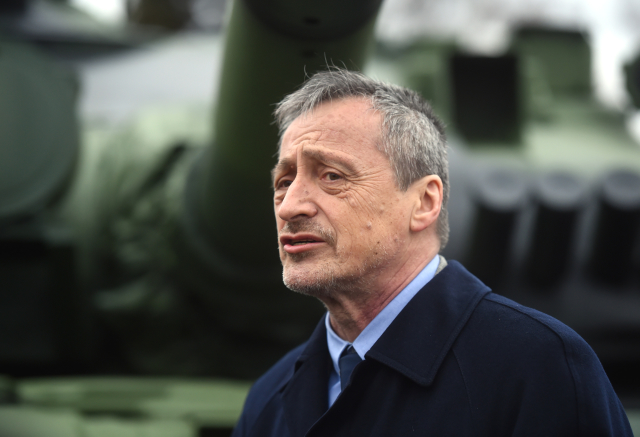 Czech Republic could send up to 100 soldiers to serve with eastern members of NATO alliance
