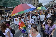 Фестиваль Prague Pride, Фото: ЧТК