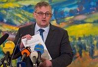 Zbyněk Semerád, photo: CTK