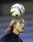 Pavel Nedved, photo: CTK