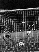 Famous penalty in 1976, photo: CTK